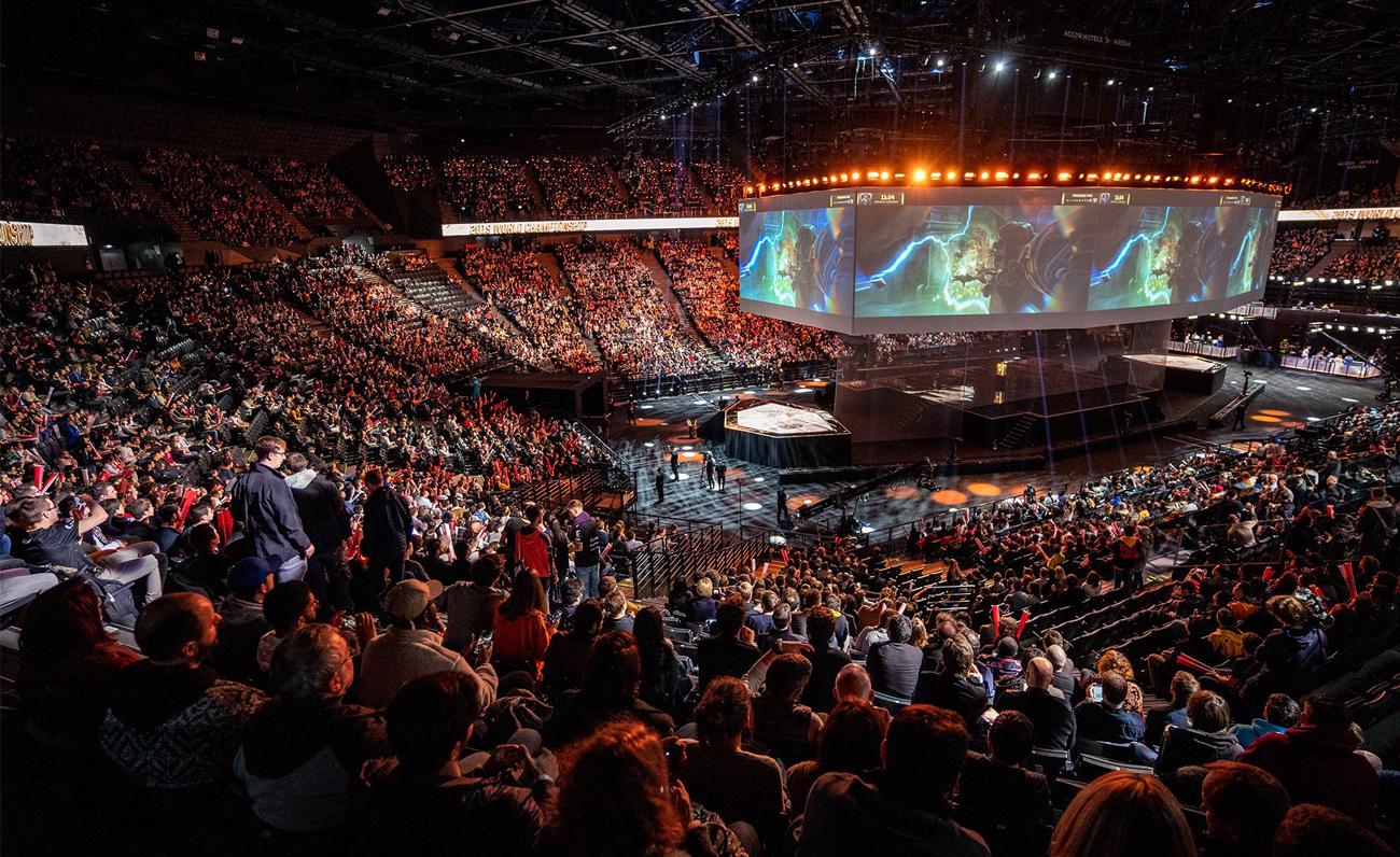 Finales del Mundial de League of Legends 2019