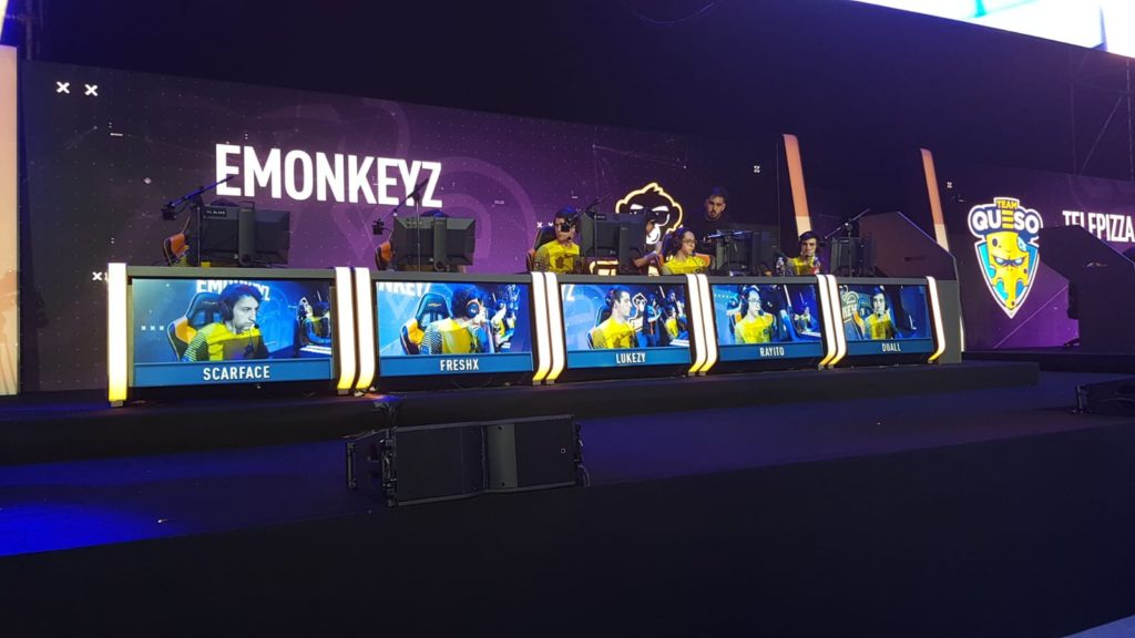 eMonkeyz Gamergy 4