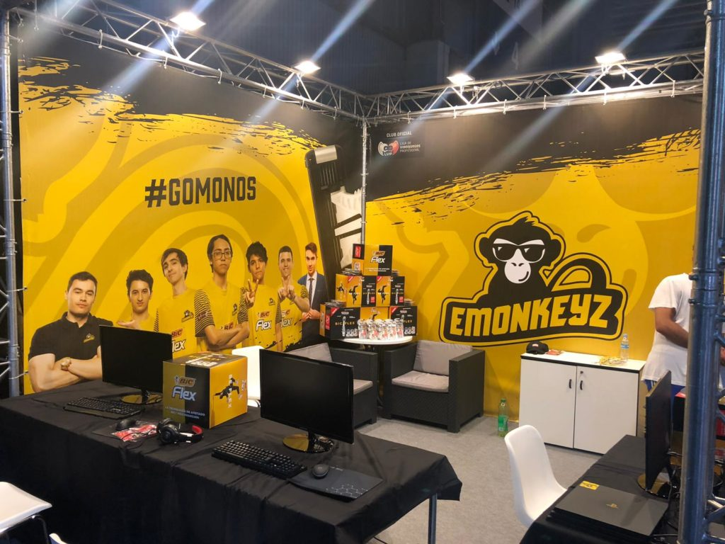 eMonkeyz Gamergy 5