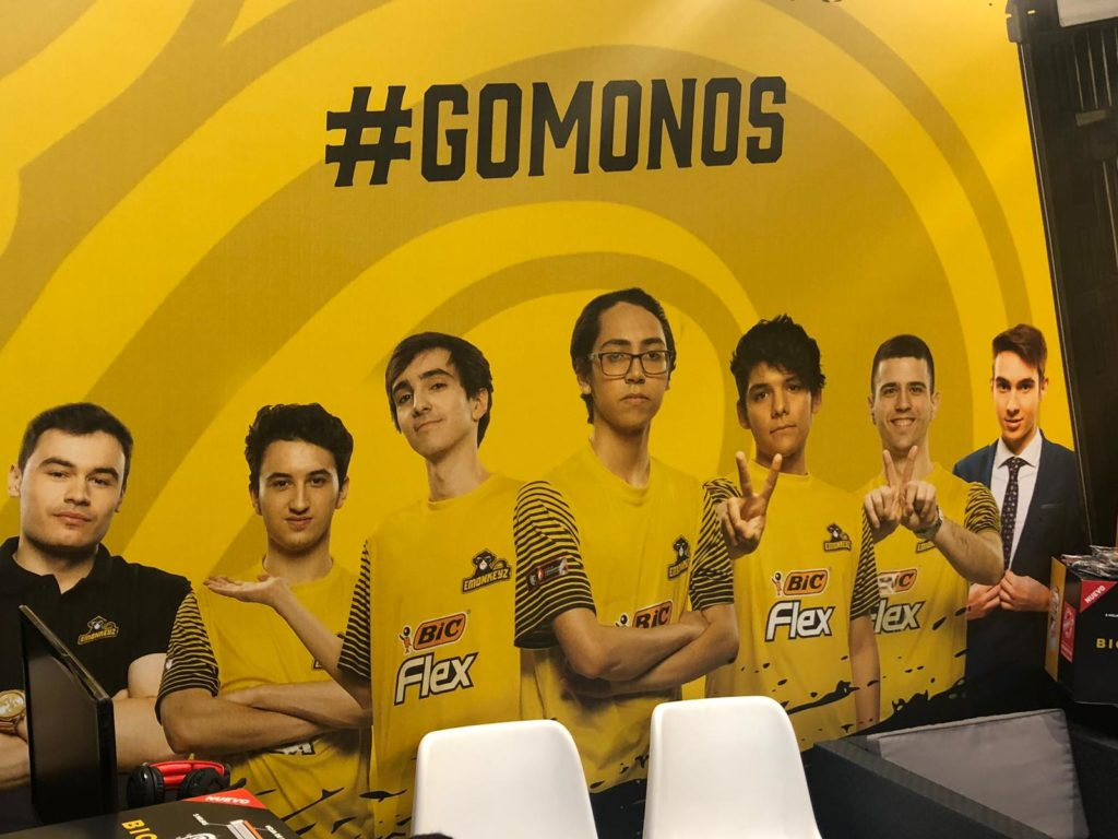 eMonkeyz Gamergy 7
