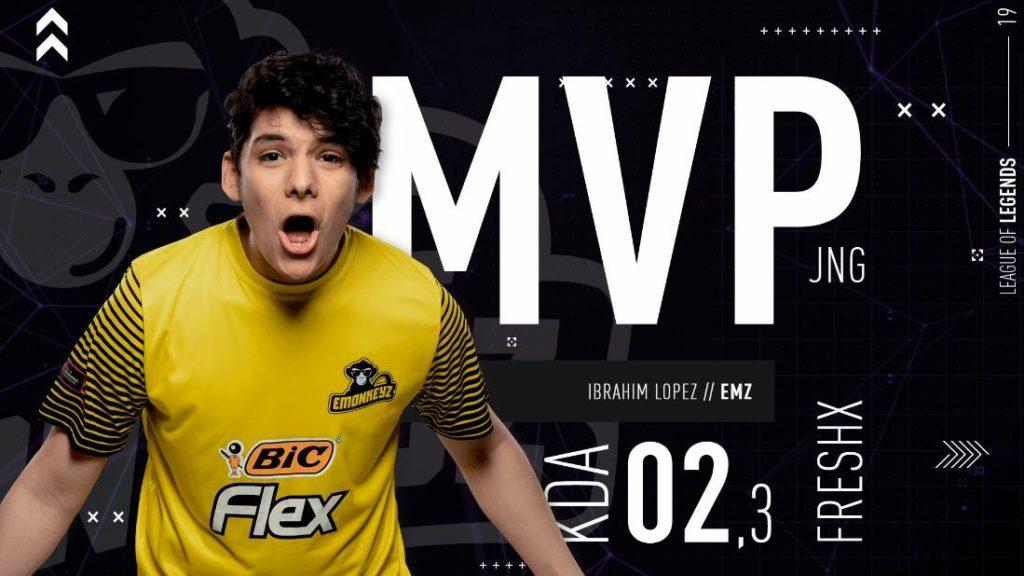 eMonkeyz MVP