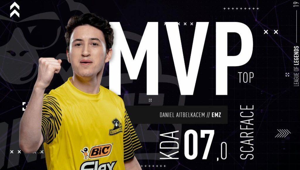 eMonkeyz MVP 2