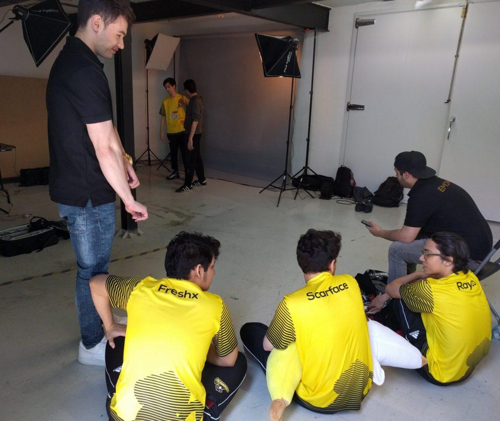 eMonkeyz Team 6