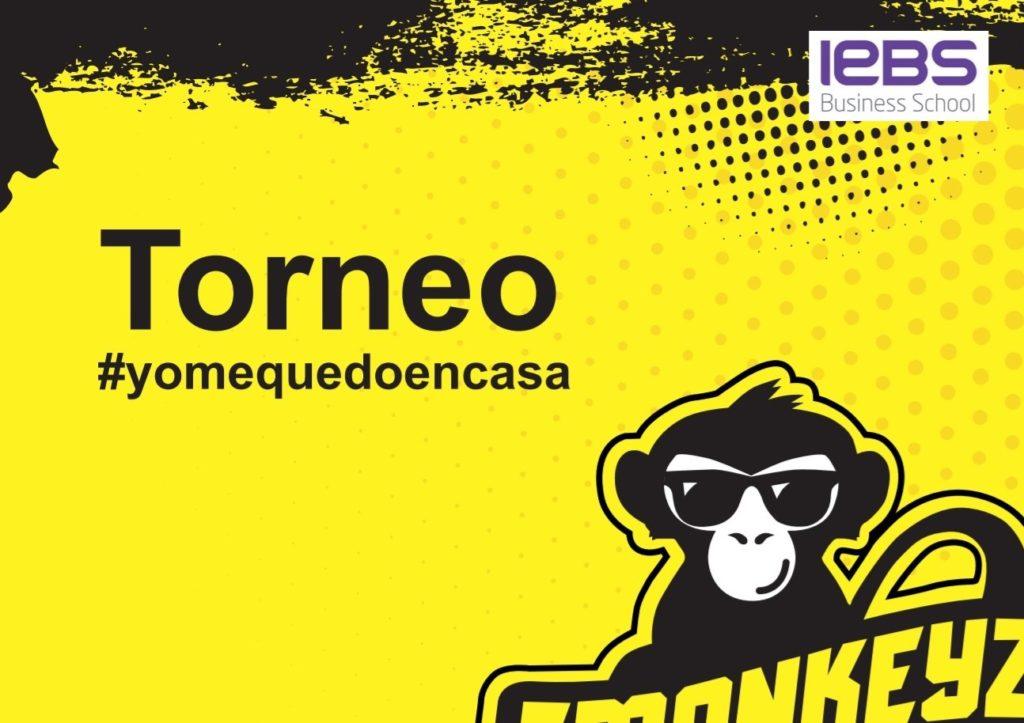 Torneo #YoMeQuedoEnCasa de eMonkeyz Club
