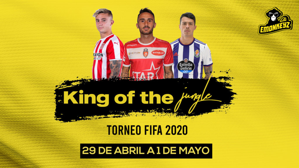 "Torneo FIFA20 ""King of the Jungle"""